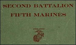 History of the Second Battalion, Fifth Marines