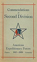 Commendations of Second Division