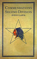 COMMENDATIONS, SECOND DIVISION (REGULARS)