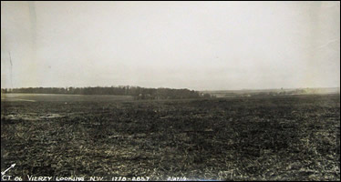 Vierzy Looking NW 2/27/1919