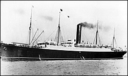 The RMS Carpathia rescued the survivors of the Titanic