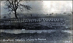 American Cemetery at Lucy le Bocage